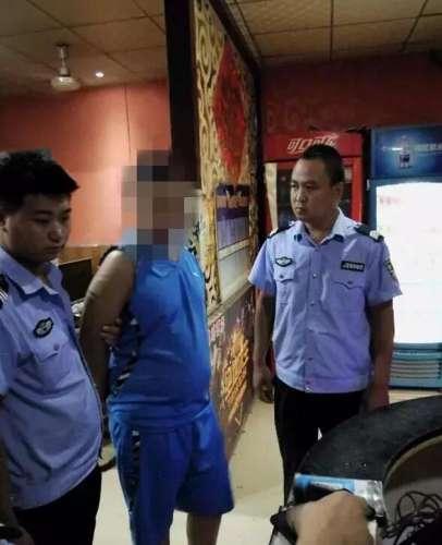 鸡泽县一年轻小伙儿在洗浴中心盗窃手机两部 两天后网吧被抓