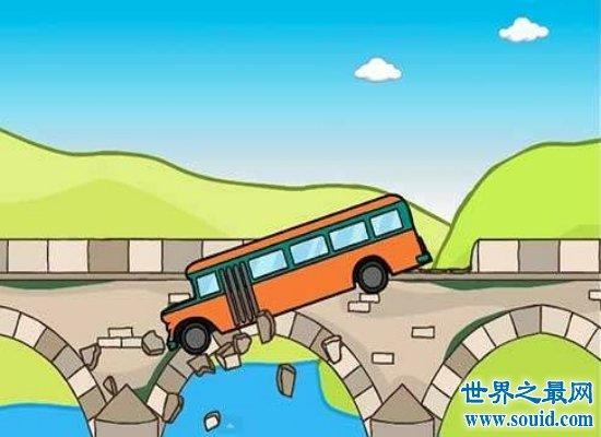 世界上最幸运的人,多次事故并无生命危险(多次与死神擦肩)(www.souid.com)