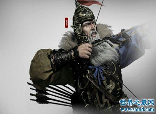 著名三国武将排名前十名  关羽关二爷竟然前三名都排不到(www.souid.com)