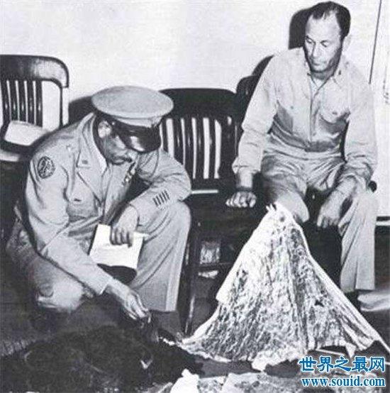 罗斯维尔事件,大量外星人被军方拘禁,30年后退役少校揭露真相(www.souid.com)