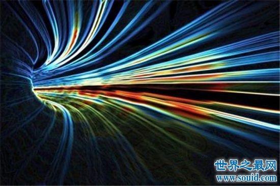 时间漏洞已被证实存在,一个可以让时间停止和倒退的神奇之门(www.souid.com)