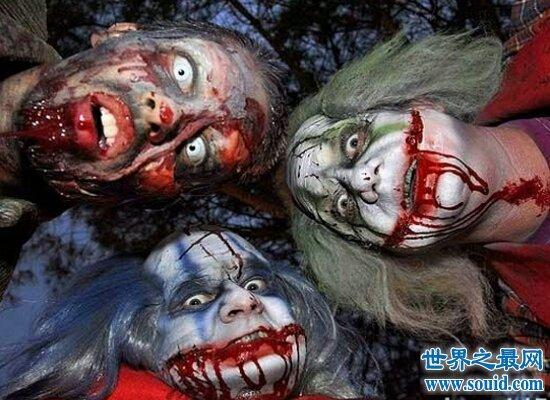 在这个世界上真的有鬼吗 已有科学家证明有鬼魂的存在(www.souid.com)