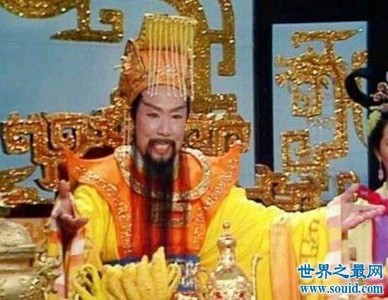西游记爆出惊人内幕  揭秘西游记背后的阴谋故事(www.souid.com)
