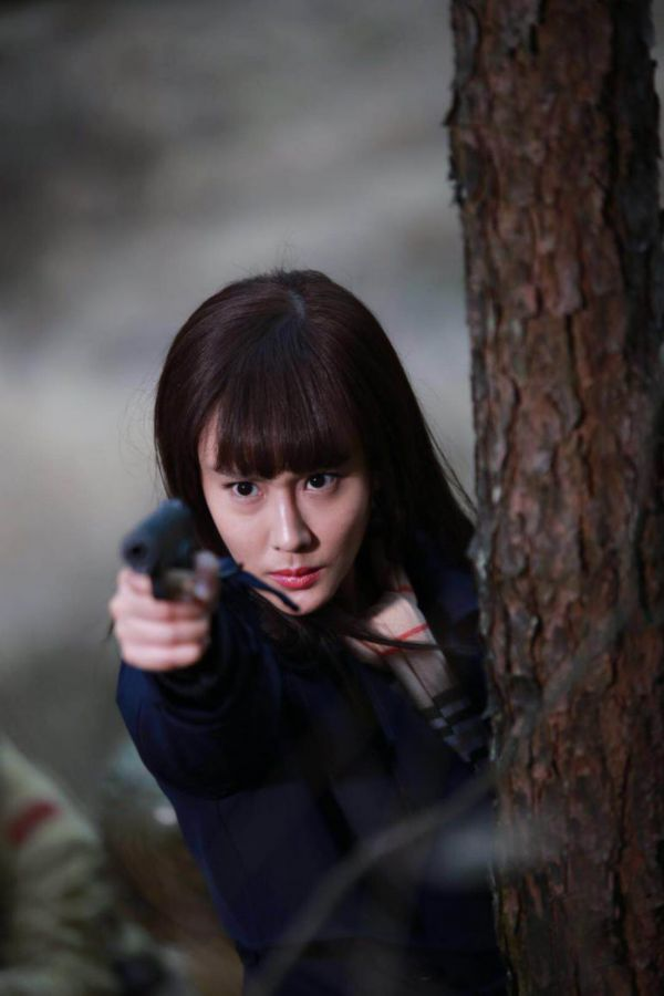 《战狼・战狼》收官 胡雯月入木三分演绎女间谍