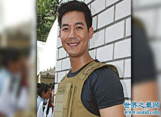 最帅气的泰国男明星排行榜 快来看看有没有你家男神(www.souid.com)