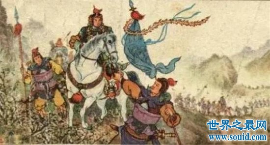 韩信是怎么死的,被吕皇后吊死在长乐宫的大钟之内(www.souid.com)