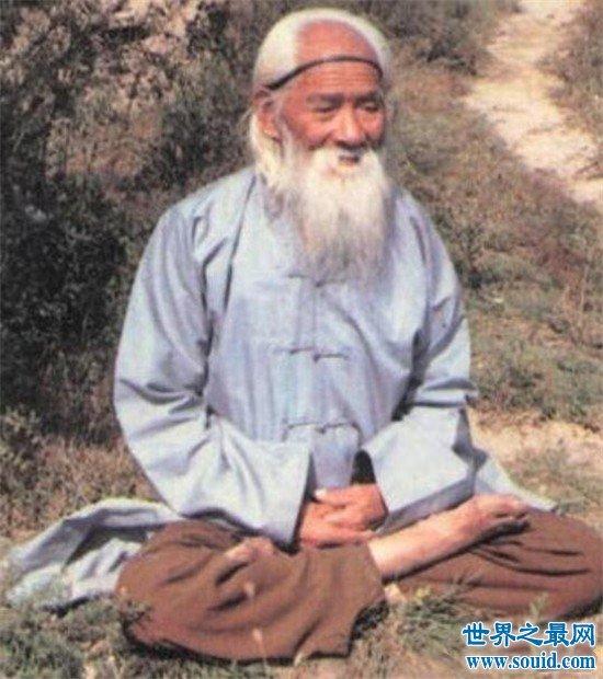 中国最长寿的人李庆远256岁,实则是谣言历史上并无其人(www.souid.com)