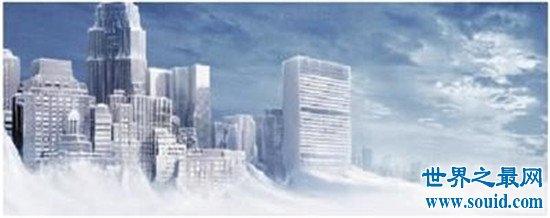科学家预计恐怖的千年极寒将会在2030年发生,届时太阳将会休眠(www.souid.com)