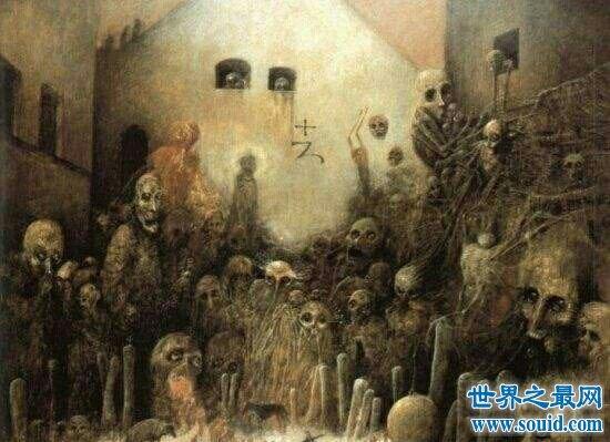 揭秘人死后的世界 灵魂在12小时后离开肉体(www.souid.com)