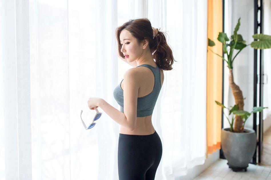 李妍静-2017年MayBeach运动服系列