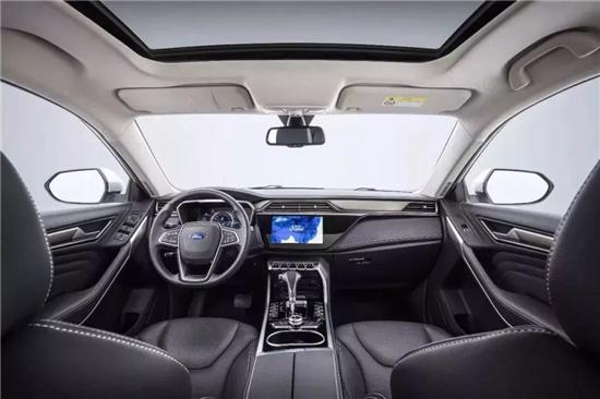 福特宣布在华全新中型SUV:全新福特Territory以亲民价格和先进科技进一步拓展细分市场