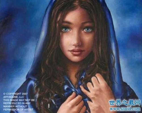 深蓝孩童,新世纪人类进化的结果(拥有超自然能力)