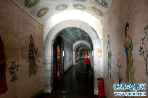 唐朝花费了23年建造的乾陵地宫 唐高宗李治与皇后的合葬墓