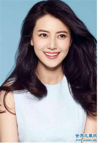 外国人眼中的中国十大美女 杨幂赵丽颖均未上榜