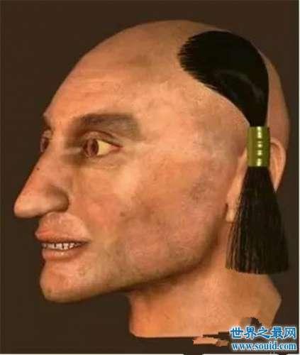 拉美西斯二世容貌复原图曝光 古埃及国王活到91岁