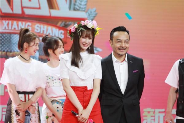 """《天天向上》迎来""""四小花"""" 全新企划8月19日上线"""