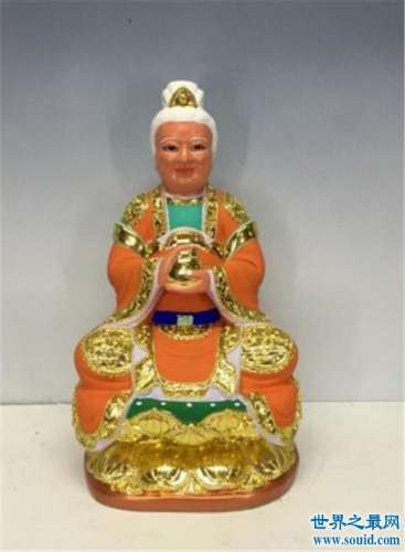 黎山老母是何方神圣 三个菩萨都对她如此尊敬