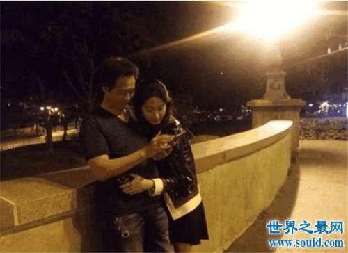 刘亦菲干爹究竟是谁 二人之间关系真如王思聪所说