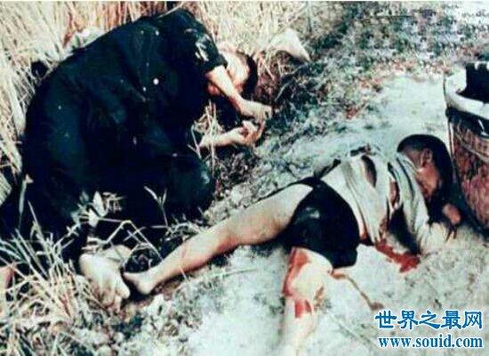 美莱村惨案 500多名女子孩童被杀 凶手却被美方保护起来(www.souid.com)