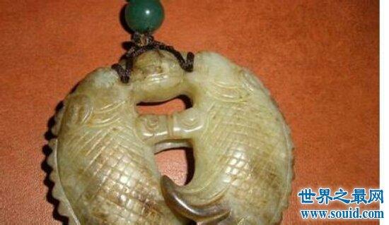 双鱼玉佩事件曾发生在民国,但是实际没有被考察!(还在研究中)(www.souid.com)