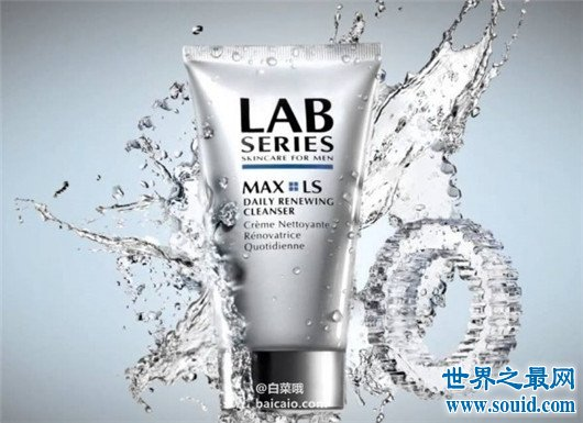 男士洗面奶排行榜,最适合男性肤质的洗面奶在这里(www.souid.com)