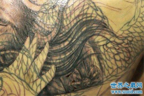 关公纹身的禁忌(随便乱纹会招血灾),其他纹身禁忌(www.souid.com)
