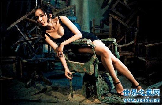 中国美女明星范冰冰最美,性感女神大幂幂上榜(www.souid.com)