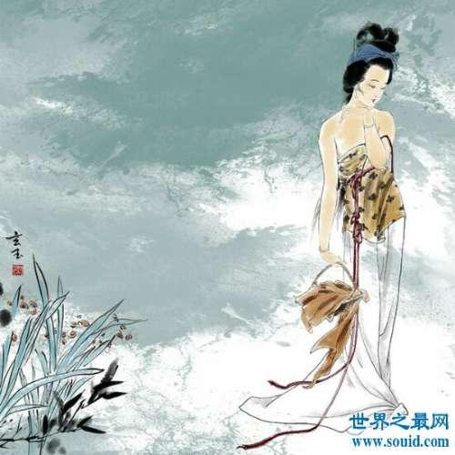 揭秘中国古代四大美女情感往事  貂蝉竟被献给董卓