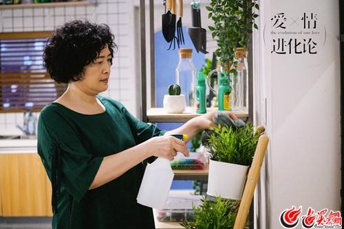 《爱情进化论》曝鹿飞艾若曼特辑 张若昀张天爱梦境接吻
