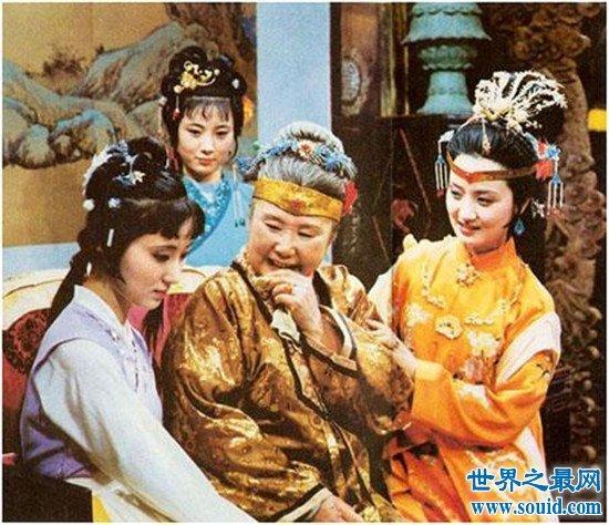红楼梦四大家族,最悲惨贾家(黛玉哭死,宝玉出家)(www.souid.com)