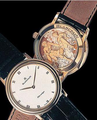 世界十大名牌手表排名人气榜