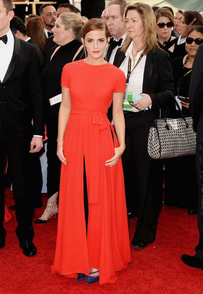 她是《哈利波特》里的女主角, 红了20多年, 如今28岁美成这样