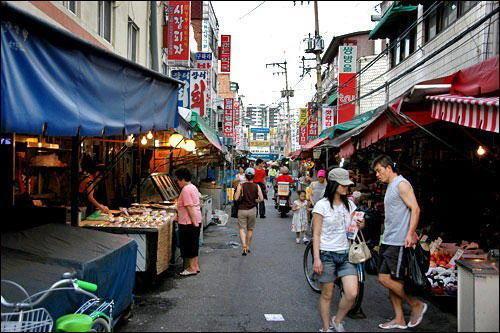 韩剧都是骗人的,真实的韩国还不如中国农村,而且物价超贵!