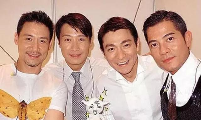香港四大天王现状:三人都成赢家,他却遭曝料败光近10亿家产