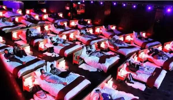 在这些奇葩电影院,看什么电影已经不重要了