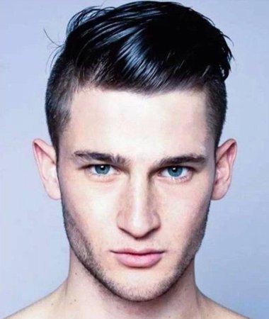 潮男怎么梳油头发型 男士油头发型教程