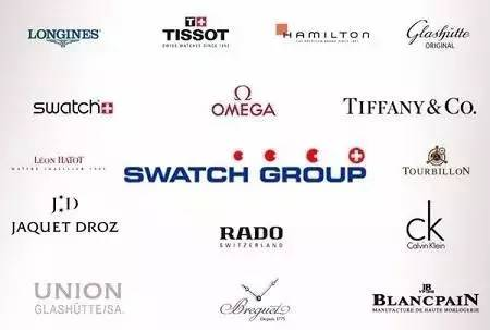 全球100大奢侈品公司排名出炉