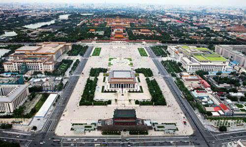 天安门广场有多大?天安门广面积是多少?