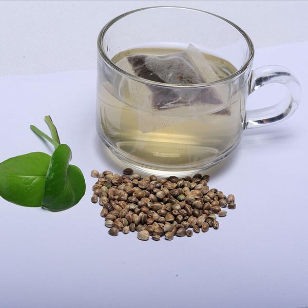 一杯火麻茶 ,养生大功效