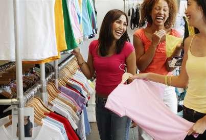 梦见买新衣服 梦见自己买新衣服