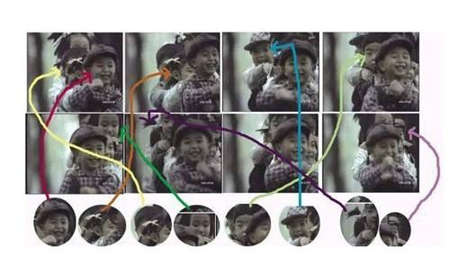 1993年香港广九铁路广告事件真实图片