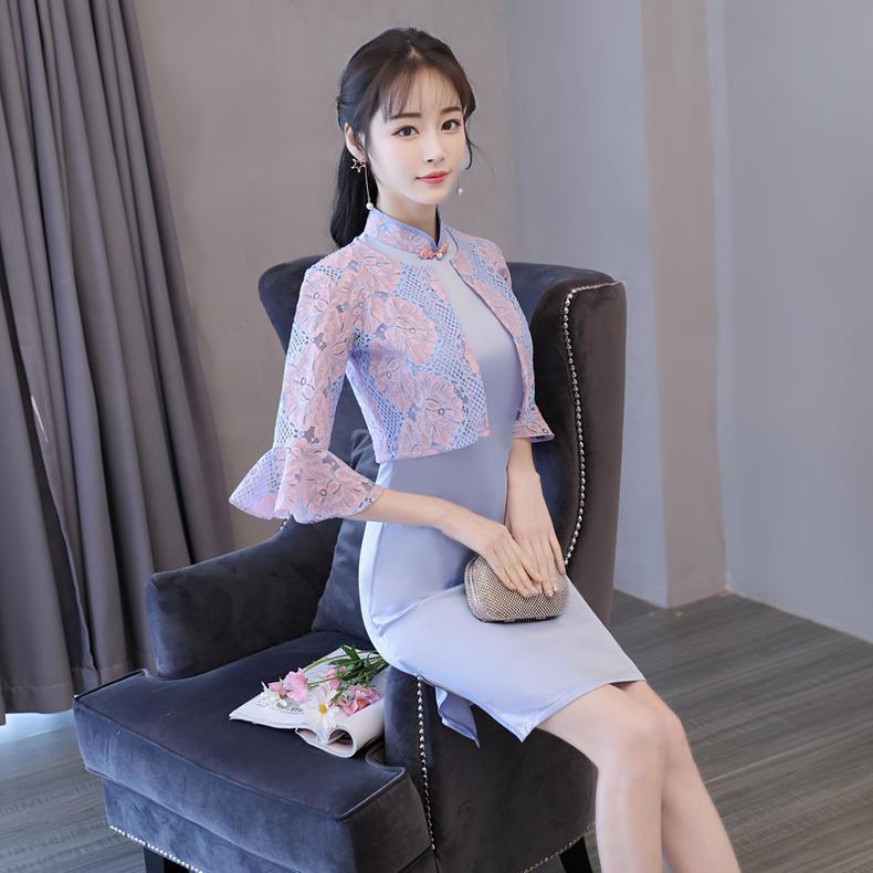 2018夏季新款旗袍,尽显气质东方美!