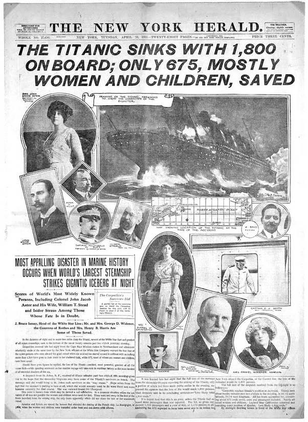 泰坦尼克号是真实的故事吗 泰坦尼克号上不为人知的真实故事