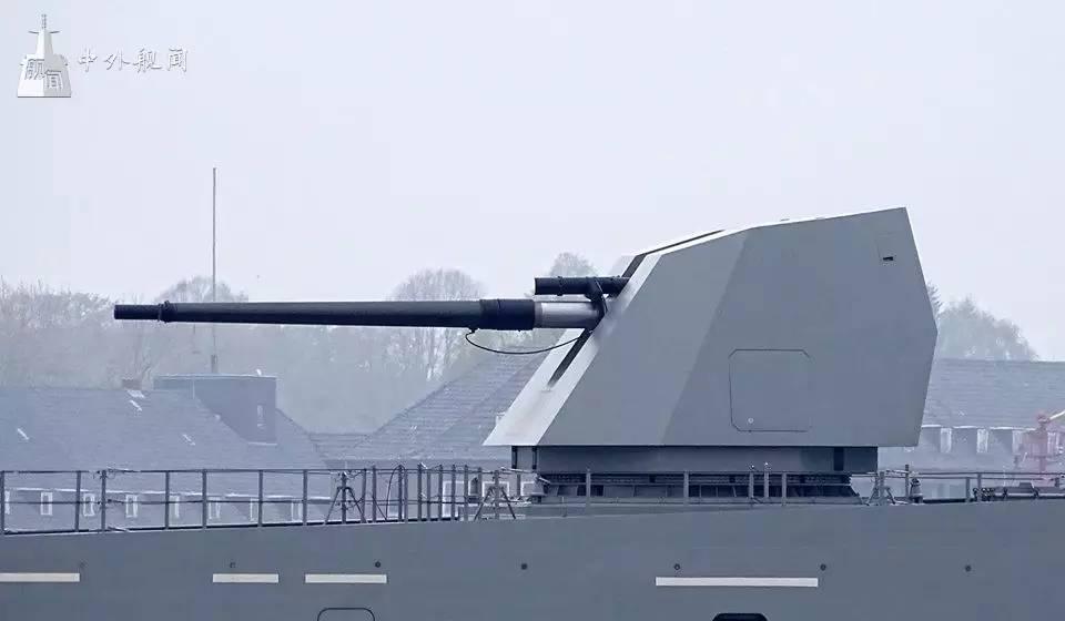 德国MEKO级驱逐舰 阿尔及利亚海军MEKO-200AN型护卫舰