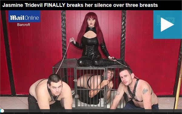 3个乳房 她长了三个乳房 结果竟然是...