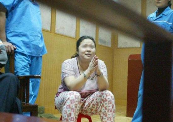 女死刑犯 实拍:女死囚的最后一天