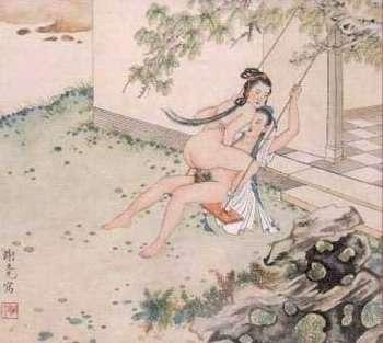 古代春图片大全大图 中国古代春宫图性交大全