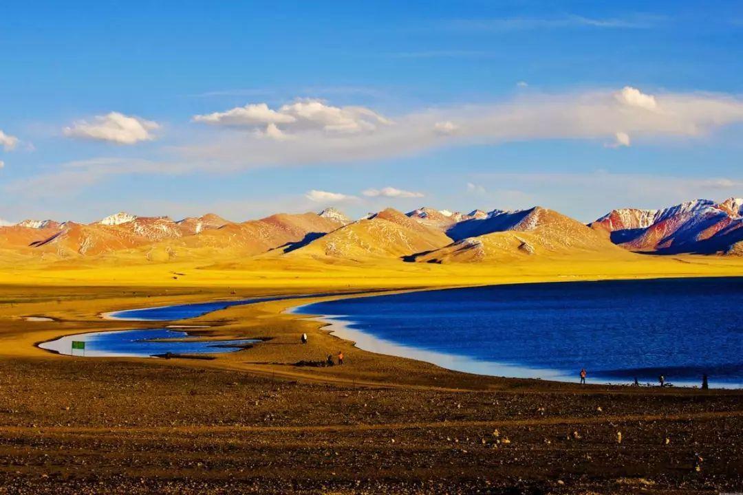 中国海拔最高的湖 中国海拔最高的湖