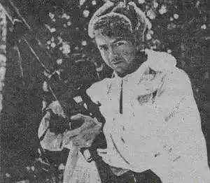 西蒙海耶 二战第一狙击手:芬兰的白色死神西蒙海耶