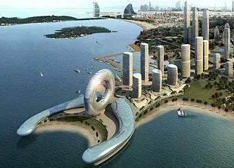 迪拜十大疯狂建筑 视野 | 迪拜十大疯狂建筑